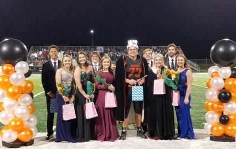 WHS Homecoming Royalty 2017