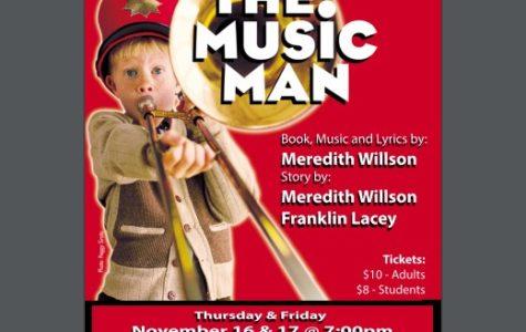 The Music Man: November Dates