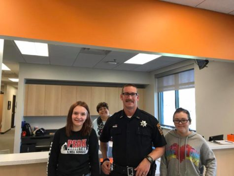 Coyote Spotlight: Officer Dixon, WHS School Resource Officer
