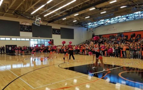 WHS 2017 Homecoming Pep Rally