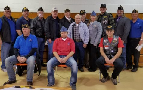 Veteran's Day in Williston