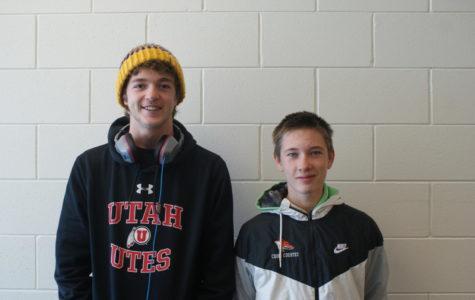 Cross Country Stars: Elijah Willardson and Tyrel Ackman