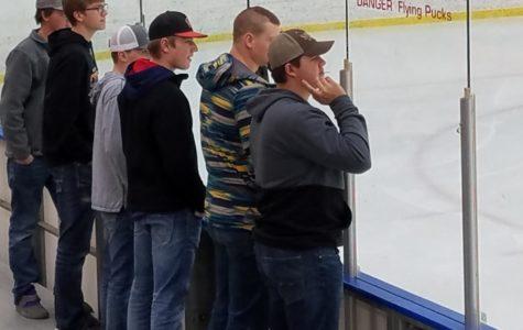 WHS Boys Hockey: The Fans