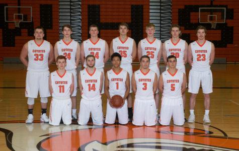 Senior Spotlight on Boys Varsity Basketball