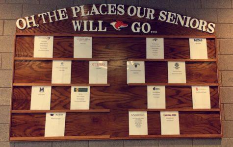 C2G: Senior Recognition Board