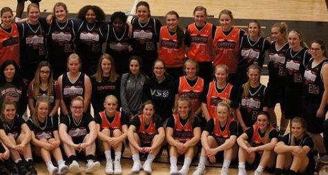 WHS Girls Varsity Basketball