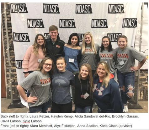 Guest Editorial: Laura Fetzer's Student Council  Convention Highlights