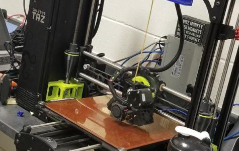 3D Printer at WHS!