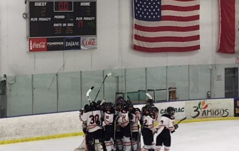 WHS Boys Hockey WINS!!!