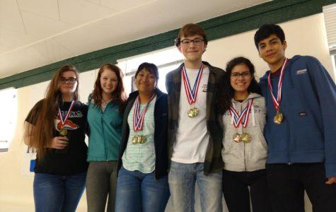 Science Olympiad Winners!