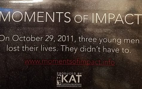 Moments of Impact: Look for Updated Assembly Date