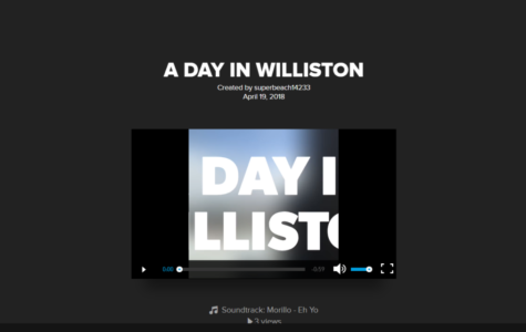 A Day in Williston (Featuring J. Tinga)