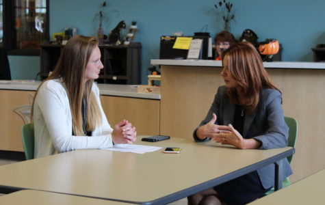 Interview with Superintendent Baesler and Dr. Thake