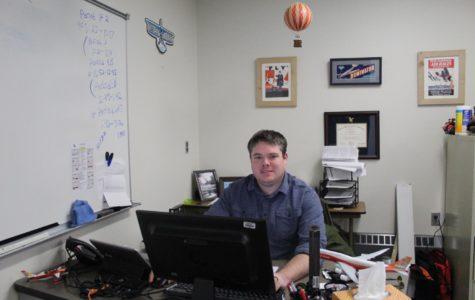 The New Aviation Teacher, Mr. Sando