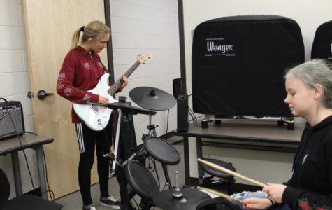New Class: Garage Band!