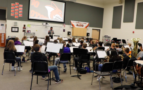 In Full Focus: The WHS Prep Band