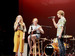 "WHS Drama Performs ""High School Musical"""