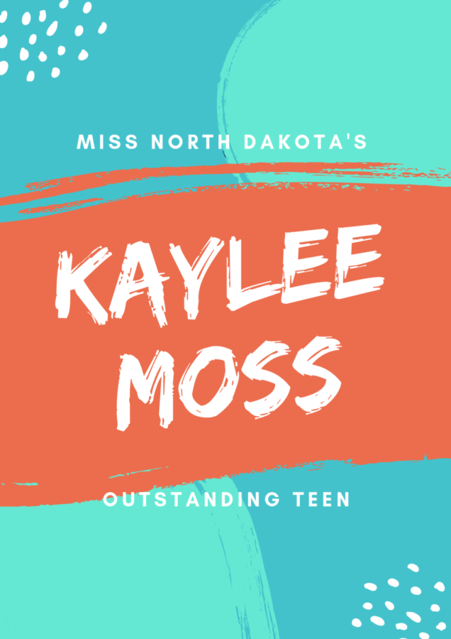 Kaylee Moss, Miss North Dakota Outstanding Teen