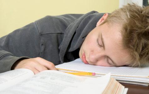 Are teenagers losing sleep due to Phones?