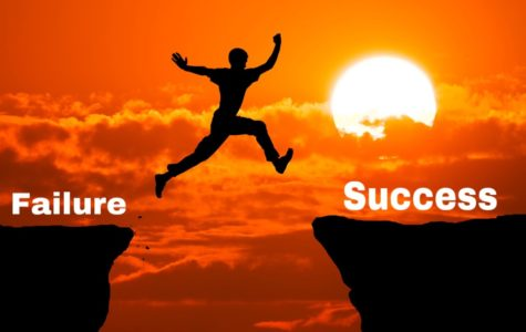 Why does failure lead to success?