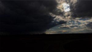 North Dakota Fall Skies