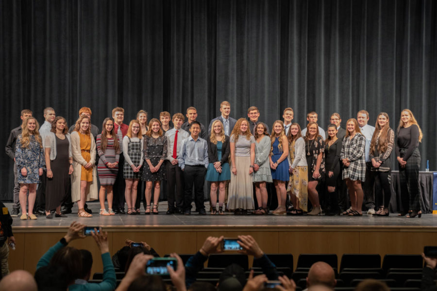 NHS Induction 2019-2020