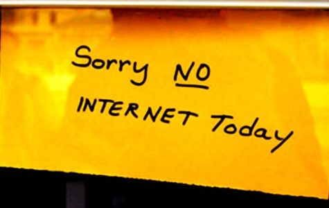 Internet access must be limited to students