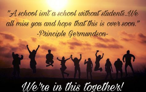 We Are In This Together, Until The End...