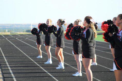 Cheering through a pandemic