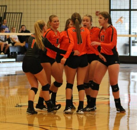 Coyote Volleyball Update