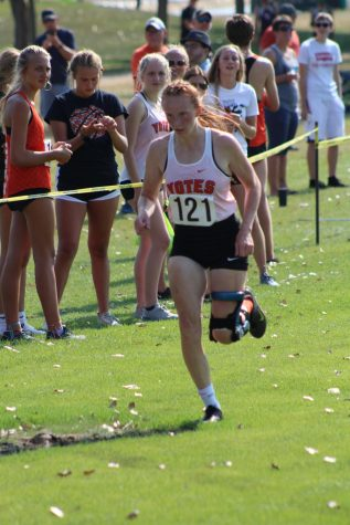 Coyotes Race to First