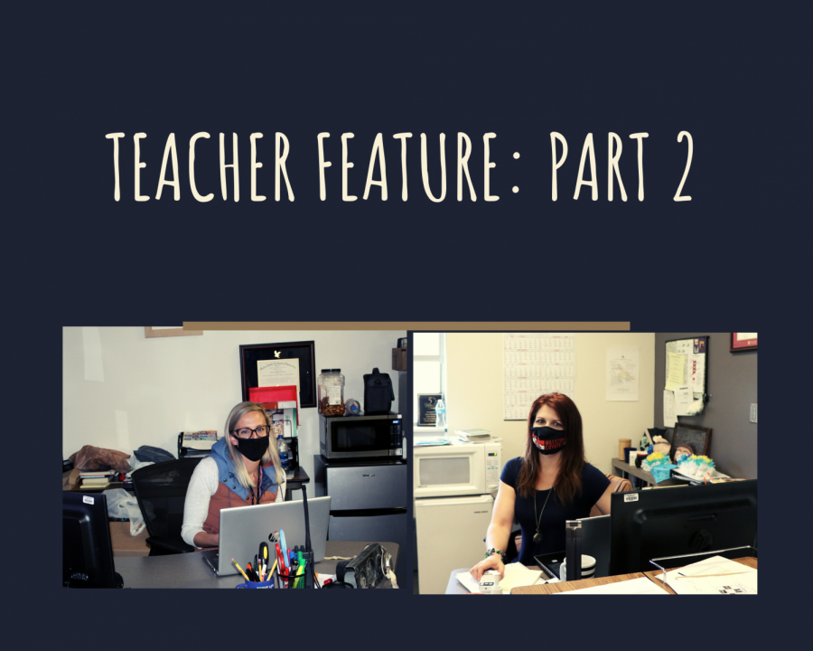 Teacher Feature: Meet Mrs. Dudas and Ms. Heinen