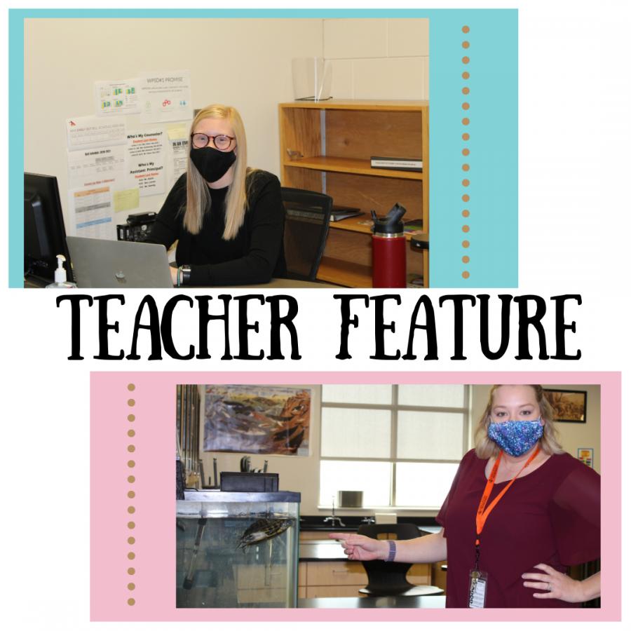 Teacher Feature Part 3