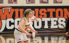 Navigation to Story: Girls Basketball Interviews: Olivia Dallas and Erin Powers