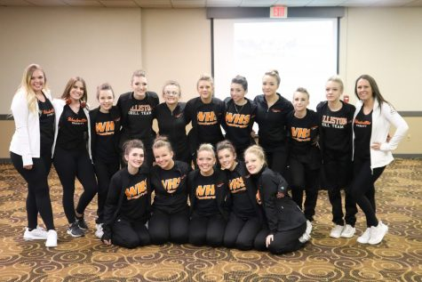 Williston Wonderettes Make History!