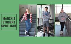 March's Student Spotlight