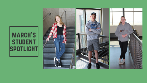 Marchs Student Spotlight