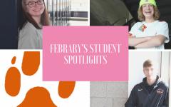 Navigation to Story: February's Student Spotlights