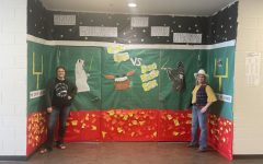 Navigation to Story: And the door decorating winners are…(drumroll)